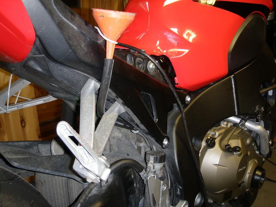 Radiator Removal Istallation Cbr1000rr8 Diy